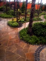 Сад-без-газона