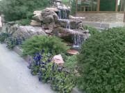декоративный-водопад